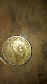 Moneda Antigua De William Henry 1841
