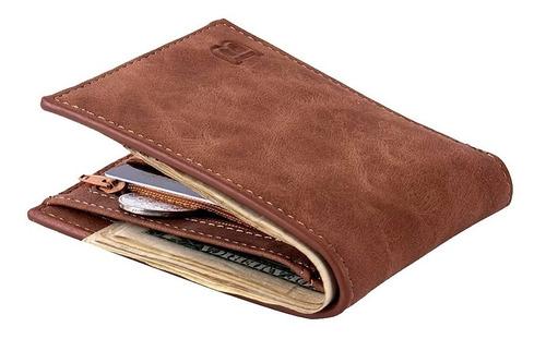 Imagen 1 de 5 de Billetera Para Hombre - Un Excelente Detalle