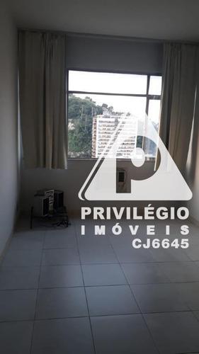 Apartamento À Venda, 1 Quarto, 1 Vaga, Laranjeiras - Rio De Janeiro/rj - 29591