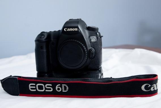 Camera Canon 6d