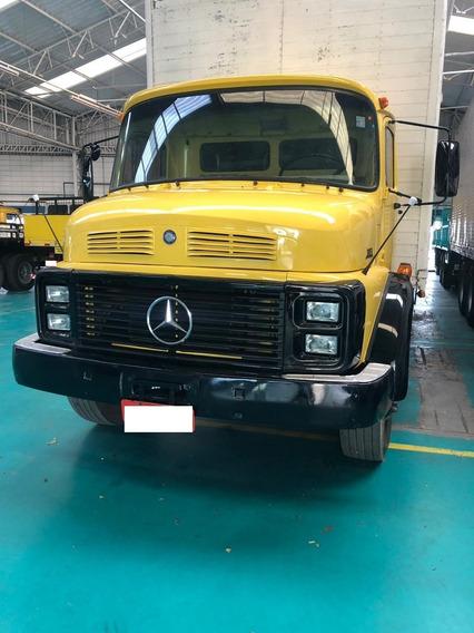 Mercedes Benz La 1113 Hidraulico Frei A Ar