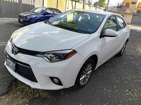 Toyota Corolla Le Aut Ac 2015
