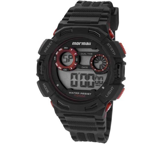 Relógio Masculino Mormaii Acqua Pro Mo1463/8r - Original