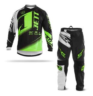 Roupa Motocross Trilha Pro Tork Jett Factory Edition 2 Itens