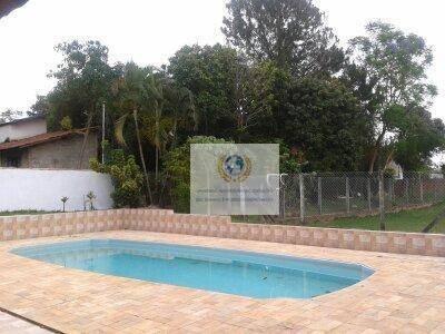 Chácara Com 3 Dormitórios À Venda, 1500 M² Por R$ 650.000,00 - Village Campinas - Campinas/sp - Ch0010