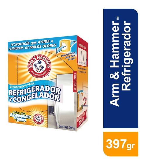 Bicarbonato De Sodio Refrigerador 397gr Arm & Hammer