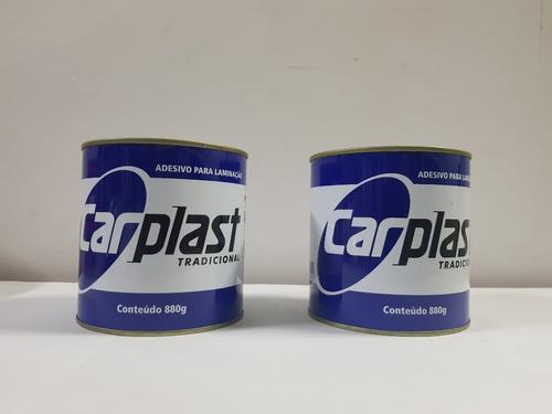 Resina De Fibra De Vidrio Carplast 880g