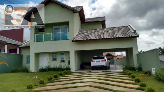 Casa Em Condomínio Em Vila Áurea - Poá, Sp - 3213