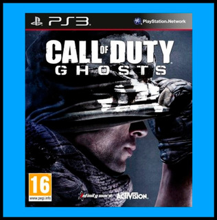 Call Of Duty Ghost Ps3 Full Game