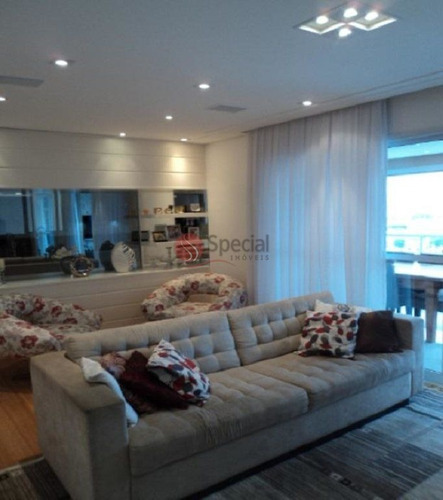 Apartamento Com 3 Dormitórios À Venda, 105 M² - Vila Formosa - São Paulo/sp - Af17971