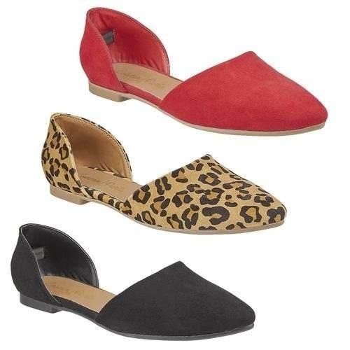 Trío, Balerina, Cosmo, Leopardo/negro/rojo, Verano, Envío