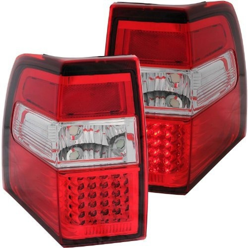 Anzo Usa 311108 Ford Expedition Redclear Led Conjunto De Luc