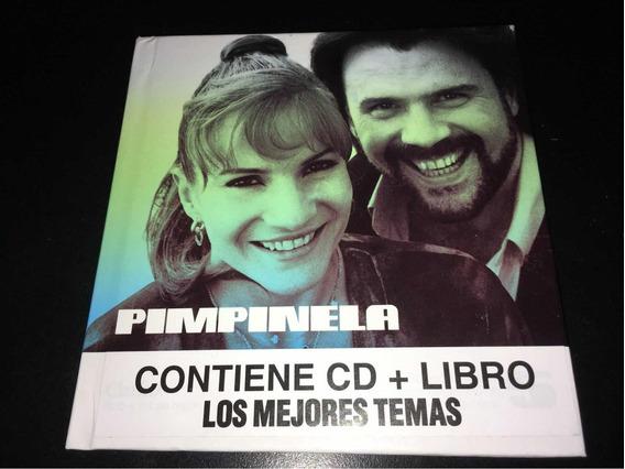 Pimpinela Cd + Libro Fotos Temas Historia Nuevo Cerrado