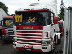 Scania Scania 114 360 2001 6x2