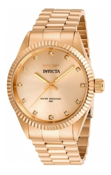 Invicta Specialty 29506 43mm Rose Japan Unisex Original