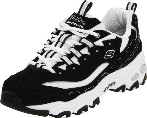 Skechers Sport Dlites Originales Zapatillas Con Cordones De