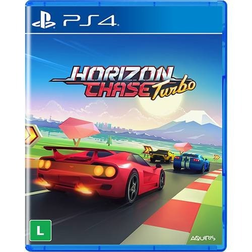 Game Ps4 Horizon Chaze Turbo - Original - Novo - Lacrado