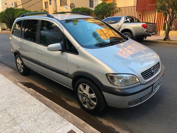 Chevrolet Zafira 2001 7 Lugares Novíssima E Revisada