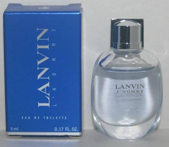 Miniatura De Perfume: Lanvin - L