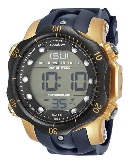 Relógio Masculino Speedo Esportivo Digital À Prova D