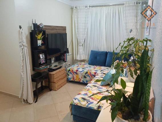 Apartamento Com 2 Dormitórios À Venda, 49 M² Por R$ 299.000,00 - Ipiranga - São Paulo/sp - Ap44206