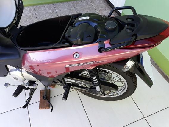 Honda Biz 125 Es Rosa 2014