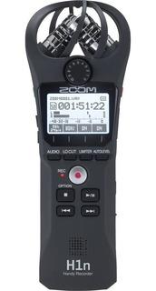 Grabadora Digital Zoom H1n Portatil - Handy Recorder