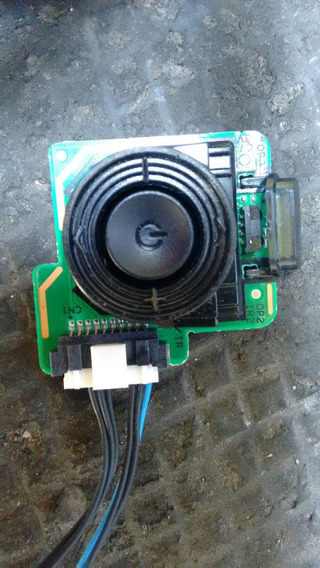 Chave Liga Desliga E Sensor Samsung Un32fh4003/5003