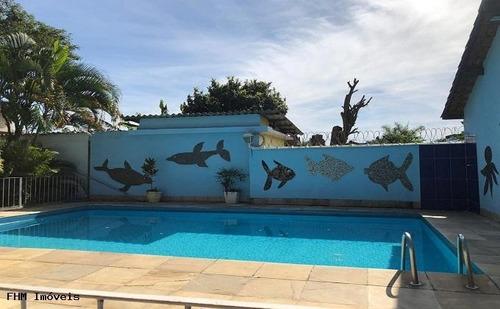 Imagem 1 de 15 de Casa Em Condomínio Para Venda Em Rio De Janeiro, Campo Grande, 3 Dormitórios, 1 Suíte, 3 Banheiros, 3 Vagas - Fhm6697_2-1131585