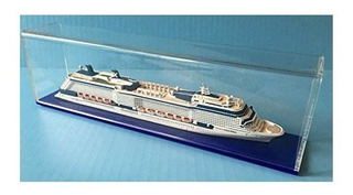 Modelo De Crucero Celebrity Equinox En Escala 1: 1250, Serie