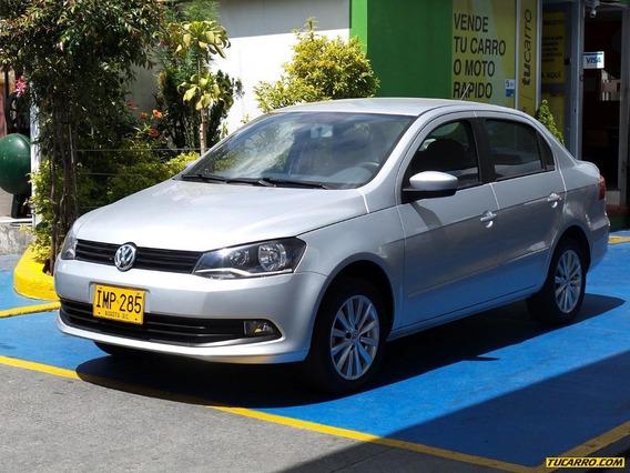 Volkswagen Voyage 1.6 A.a Mt F.e