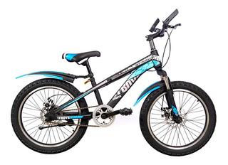 Bicicleta Niño Niña Rin 20 Pulgadas Phillips Gt7000 Recatea®