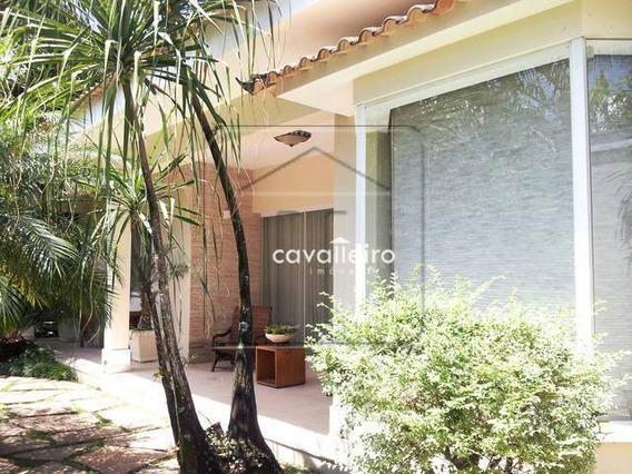 Casa Alto Padrão, Parque Eldorado, Centro, Maricá - Ca0522. - Ca0522
