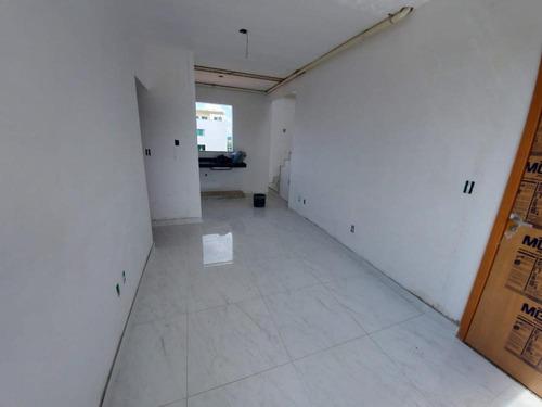 Imagem 1 de 20 de Cobertura Duplex À Venda, 2 Quartos, 1 Suíte, 1 Vaga, Novo Centro - Santa Luzia/mg - 2267