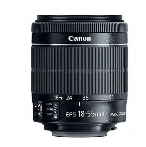 Lente Para Canon T5i 18-55mm Original