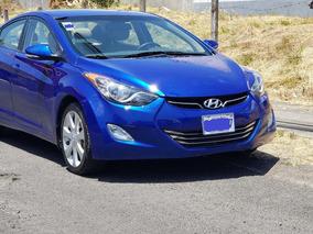 Hyundai Elantra Limitado 2013