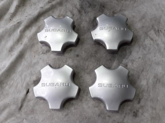 Jogo Calota Central Subaru