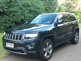 Jeep Grand Cherokee 2014 3.6 Limited Aut. 5p