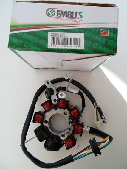 Estator Do Magneto Honda Crf230 2007 À 2015 - Embus