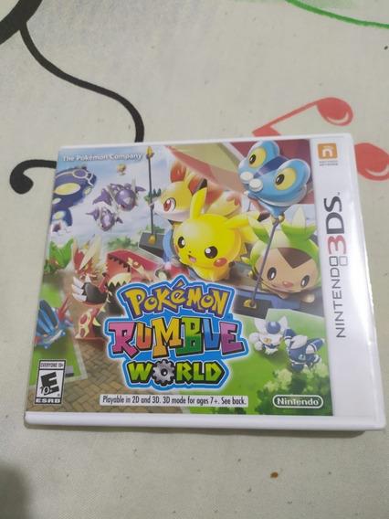 Pokémon Rumble World - 3ds