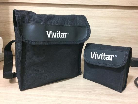 2 Binóculos Vivitar C430 E C530 - Ler Anuncio