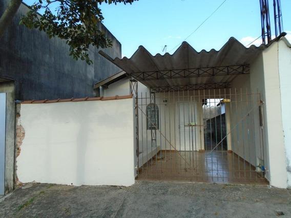 Casa Com 2 Dormitórios Para Alugar, 70 M² Por R$ 650,00/mês - Vila Sônia - Piracicaba/sp - Ca1350
