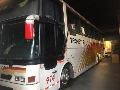 Ómnibus Volvo B10 M Con Busscar 380