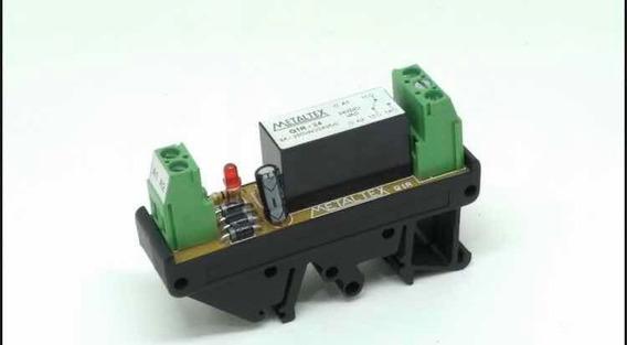 Q1a-24 Interface Rele 24v 8a 3peças