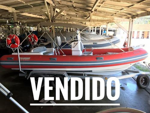 Lancha Flexboat Sr 550