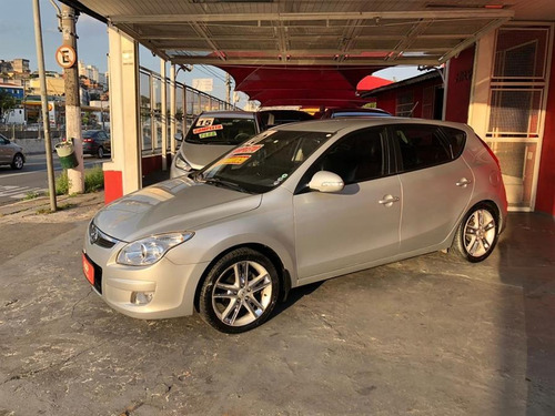 Hyundai I30 Prata 2010 Automatico