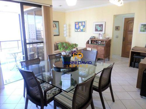 Apartamento À Venda Na Vila Mariana - 3 Dormitórios E 3 Vagas - Próximo Ao Parque Ibirapuera E Avenida 23 De Maio. - Ap3537