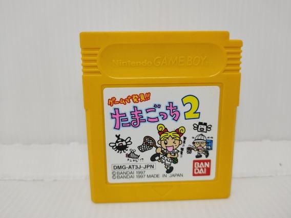 Cartucho Hakken Tamagochi 2 Game Boy Color Original