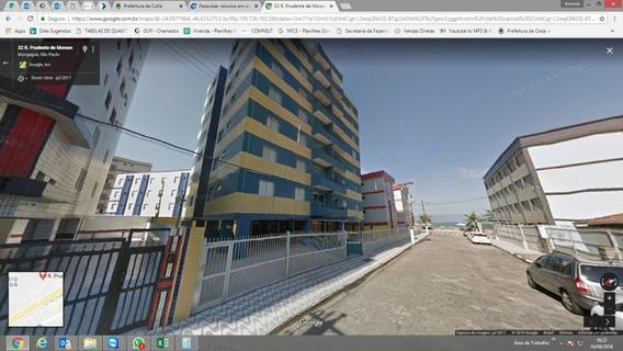 Apartamento Em Agenor De Campos, Mongaguá/sp De 60m² 3 Quartos À Venda Por R$ 350.000,00 - Ap619826