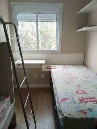 Imagem 1 de 12 de Apartamento Com 2 Dormitórios À Venda, 51 M² - Vila Santa Luzia - São Bernardo Do Campo/sp - Ap7464